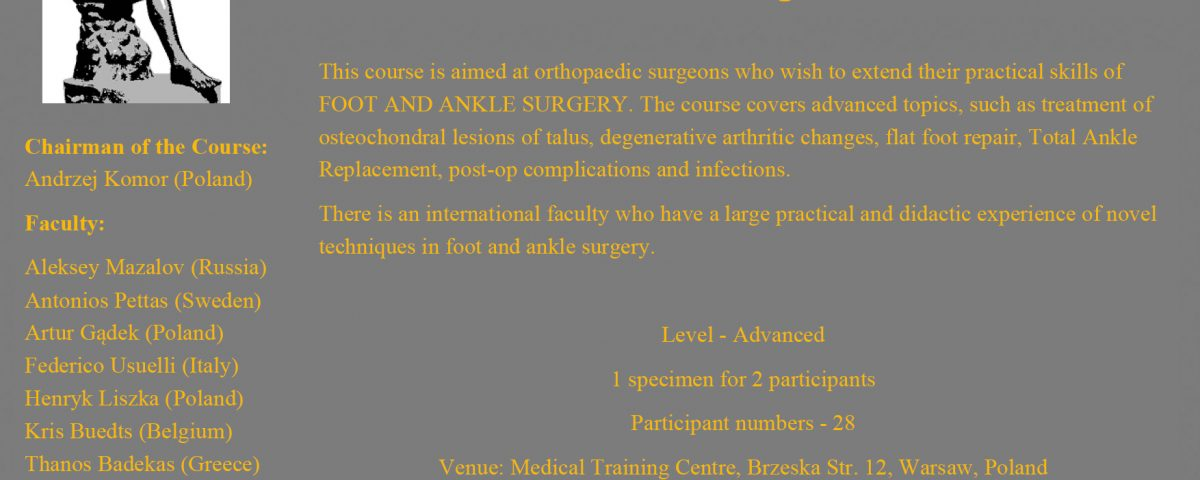 warsaw-foot-and-ankle-cadaver-lab-course-9-10nov
